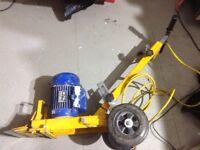 SPE 230 Tile Carpet Lifter Floor Scraper New Blade 110V