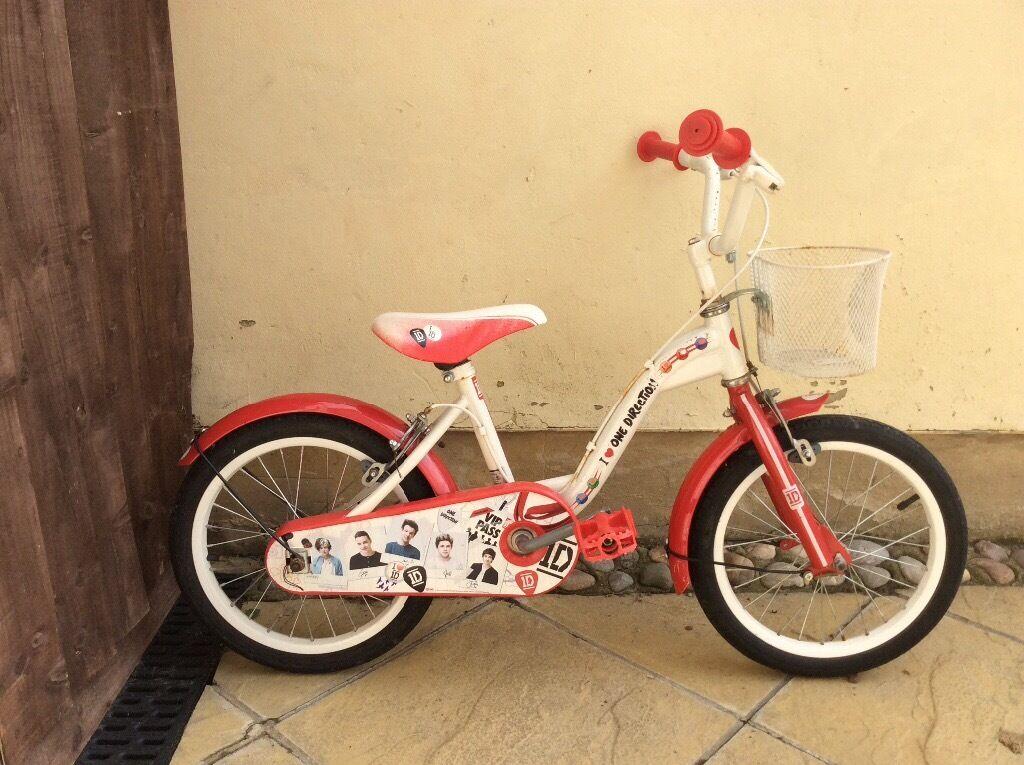 Girls One Direction Bike In Chelmsford Essex Gumtree