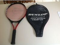 Two tennis rackets