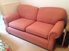 Two Seater Sofa & Arm Chair M&S
