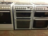 Hotpoint Ultima 60cm dual fuel