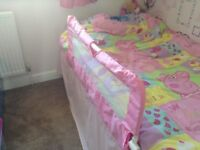 Child's bed guard for sale