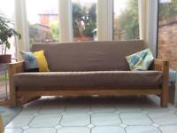 3 Seater Futon / sofa bed
