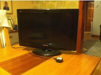 "22"" LCD Panasonic TV"