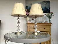 BEAUTIFUL GOOD QUALITY SPARKLY LAMPS
