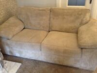 Harvey's 3 seater and 2 seater sofas
