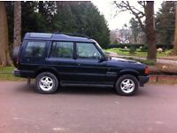 LAND ROVER DISCOVERY 2.5 TDI, MANUAL, 7 SEATS, 2 OWNERS, 12 MONTH M.O.T, FULL HISTORY, GREAT EXAMPLE