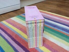 Angelina Ballerina Box Set of 12 Books.