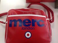 Mercy messenger bag