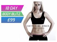 10 Day Personal Training Package for £99!