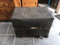 Large storage transportation trunk