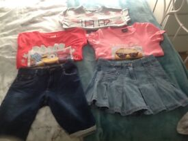 Girls clothes ages 10-11 years