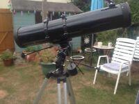 Skywatcher 131mm telescope