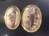 Davenport Pottery Limited Edition plates x 2