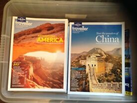 Lonely Planet Traveller magazines free