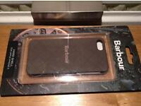 Barbour iphone 5 hard shell case