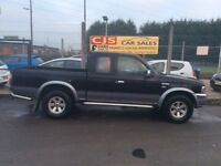 Ford ranger 2.5 turbo diesel double cab oneowner 60000 fsh ful mot fullyserviced mint pick up