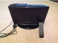 "16"" HD Ready Digital LCD/TV/DVD Combi"