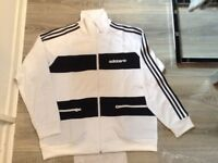 Adidas zippers, tops jogging bottoms.. All brand new. XL