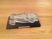 Mercedes 500 K Glass Ornament / Paper Weight