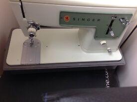 Singer sewing machine spares or repair