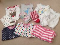 Baby girl clothes 12-18 months