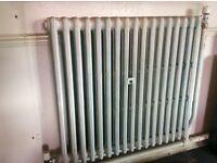 Classic cast iron radiators For sale