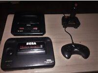 Sega Megadrive & Master System (faulty read info)