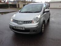 Nissan Note Acenta 2008