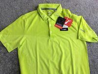 Brand New Puma Performance Golf Shirt