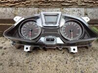 Honda forza speedo clock