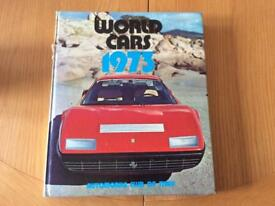 World cars book