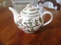 Portmeirion Tea Pot Botanic Garden - Vintage