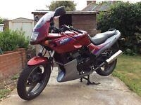 1997 Kawasaki GPZ 500S