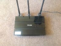 Tp link wireless router model cv (rrp £180)