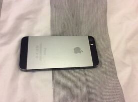 iPhone 5s for 130 ono
