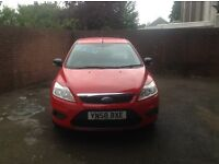 Ford Focus Estate 1.6 TDCI £30 a year Road tax,1 owner full service history.