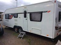 Sterling Eccles sport 640 six berth twin axle 2014
