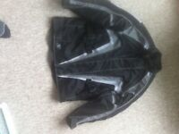 lewis textile motor bike jacket