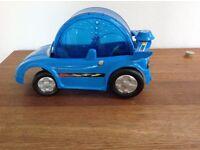 Hamster/critter excercise car