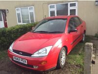 *****Cheap Ford Focus ghia runs and drives ***£195***
