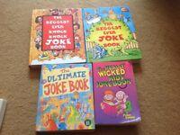 Large joke books