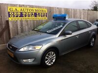 **2010 FORD FORD MONDEO 2.0 TDCI ZETEC MODEL 140 SIX SPEED { CHOISE } **