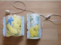 Mothercare Winnie The Pooh Ceiling Light Shade+Table Lamp(Toys,Lego,Minion,PeppaPig,Barbie,Disney)