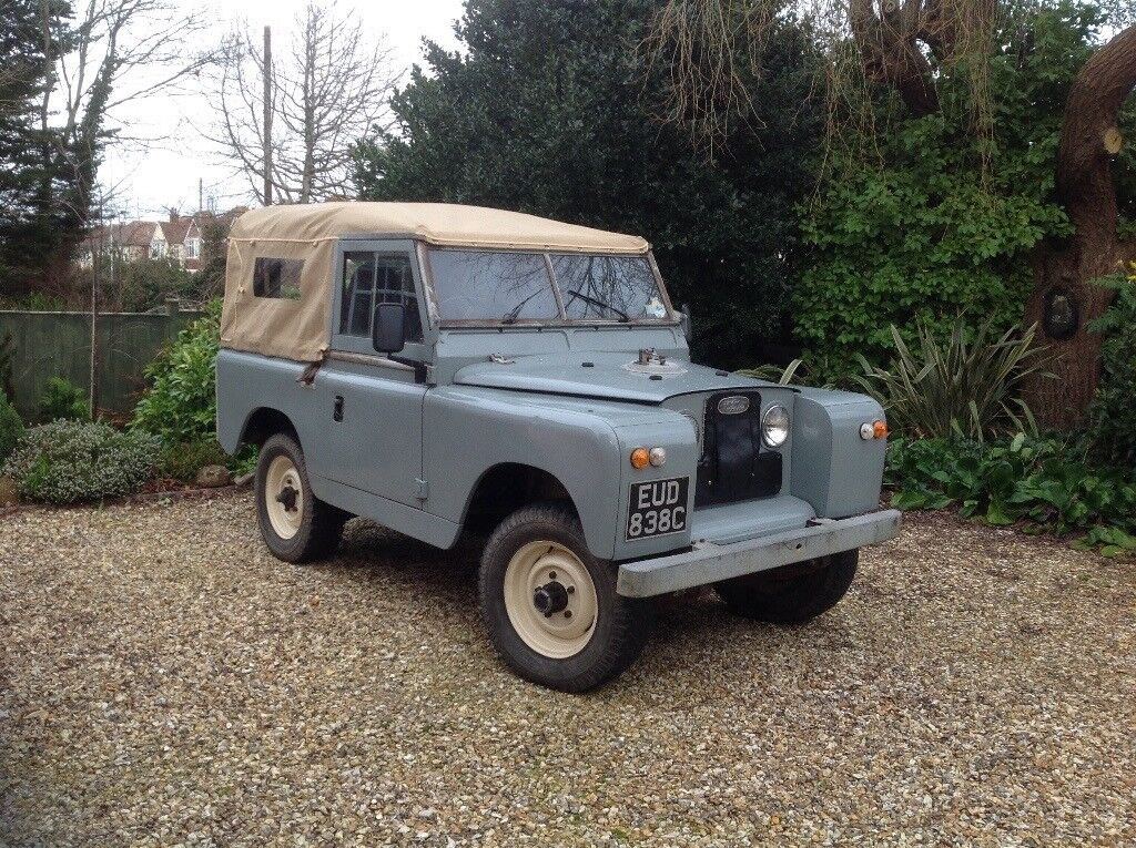 landrover series 2a in honiton devon gumtree. Black Bedroom Furniture Sets. Home Design Ideas