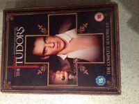 THE TUDORS - The Complete Seasons 1-3 - DVD Boxed Set