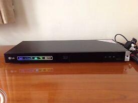 LG BP520 3D Blu-Ray & DVD Player