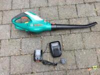 Cordless garden tools