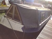 Project narrowboat