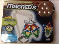 Magnetix - over 100 magnet pieces